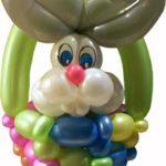 balloon animal bunny