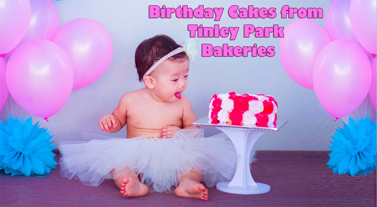 Birthday Party Cakes from Tinley Park Bakeries